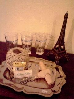 パリの雑貨